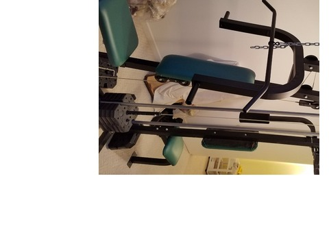 Home Exercise Gym  $75