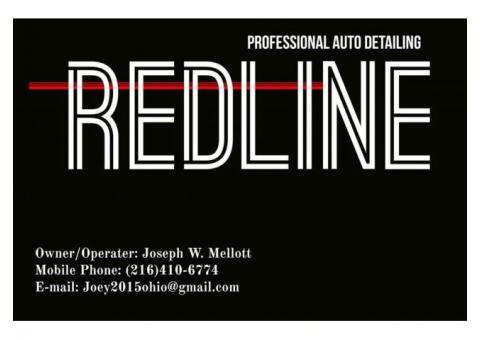 Redline Mobile Auto Detailing