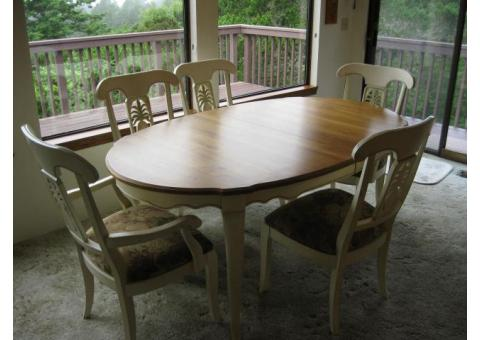 Ethan Allen Dining room set  SOLD